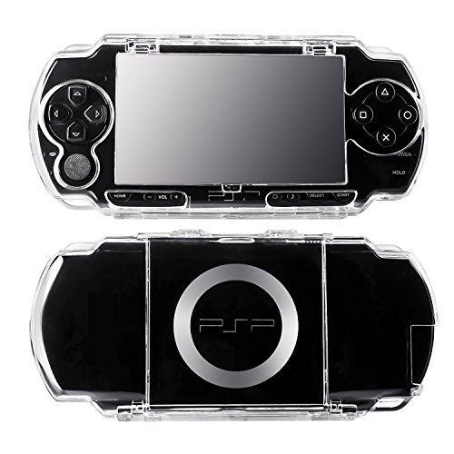 Insten Clear Crystal Case Compatible With Sony PSP