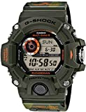 CASIO G SHOCK MEN IN CAMOUFLAGE RANGEMAN GW 9400CMJ 3JR JAPAN IMPORT