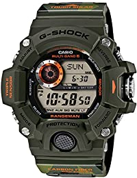 "CASIO G-SHOCK ""MEN IN CAMOUFLAGE RANGEMAN"" GW-9400CMJ-3JR JAPAN IMPORT"