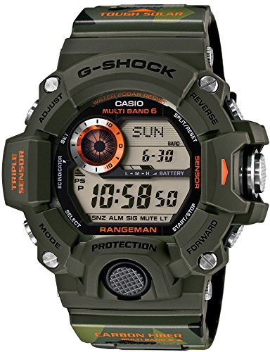 Casio G-Shock Men In Camouflage