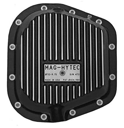 Mag-Hytec Rear Differential Cover 97-12 Ford F-150 Truck w/ 12 bolt 9 75