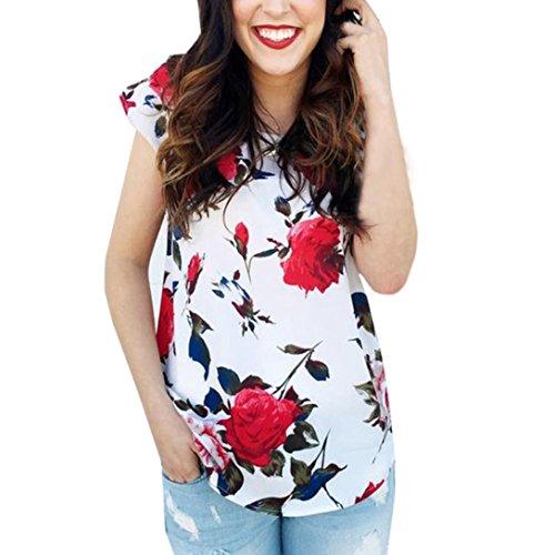 Women'S Loose T-Shirt Tide Models - 9