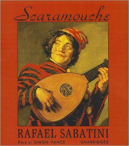 Book Scaramouche