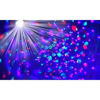 Amazon Com Abco Tech E27 Full Color Rotating Lamp Strobe