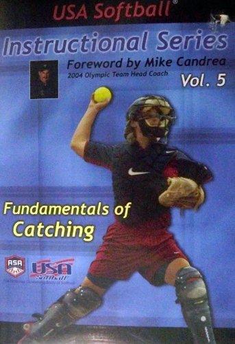Softball Catching Videos (USA Softball Instructional Series - Fundamentals of Catching Volume 5)