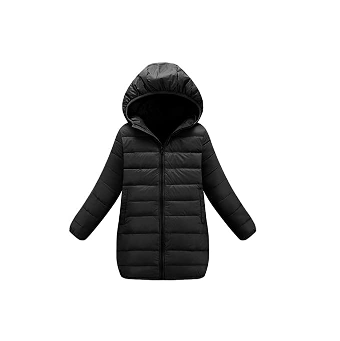 dc474361e AIKSSOO Toddlers Boys Girls Winter Ultra Light Down Jacket Kids ...