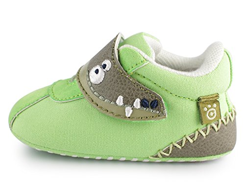 Leather Pram Shoes For Babies - 1