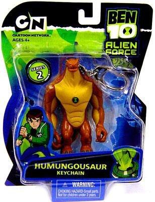 Ben 10 Alien Force Series 2 Keychain Humungousaur ()