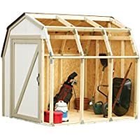 Hopkins 90190 2x4basics Barn Style Roof Shed Kit