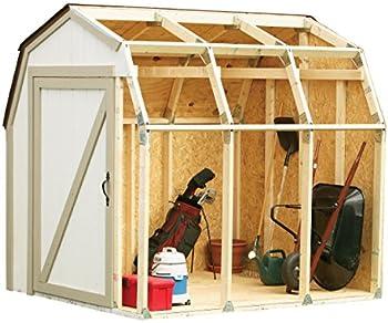 Hopkins 90190 2x4basics Barn Style Roof Shed Kit