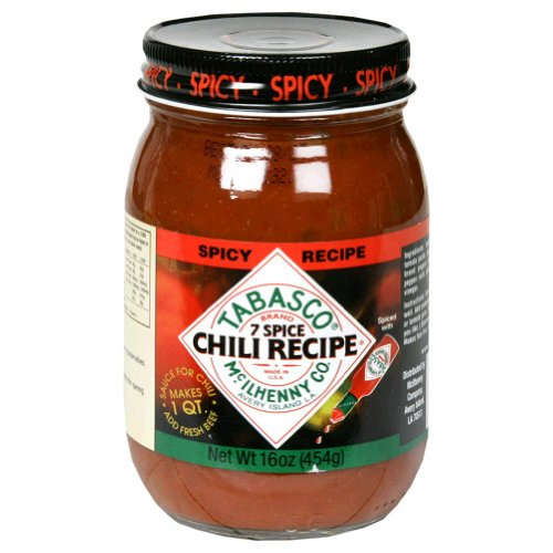 Tabasco Sauce 7 Spice Chili Spicy Recipe 16 Ounce 12 Per Case Buy Online In Bahamas At Bahamas Desertcart Com Productid 86955312