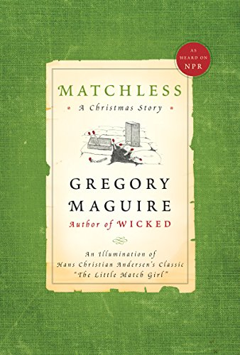 Matchless: An Illumination of Hans Christian Andersen