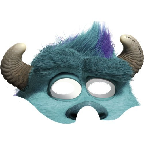 Hallmark Monsters University Inc. Sulley Paper Masks (8ct)]()