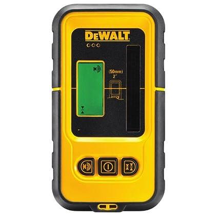 DeWalt DE0892-XJ Detector para láser DW088 y DW089 con alcance hasta 50m