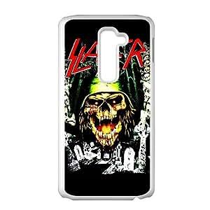 Rockband Modern Fashion Guitar hero and rock legend Phone Case for LG G2 by icecream design