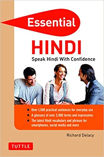 Hindi Phrasebook /& Dictionary Essential Hindi Speak Hindi with Confidence!