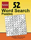 Funster 52 Word Search Puzzles: Large-print brain games for adults and kids