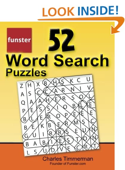 Kids Word Searches: Amazon.com