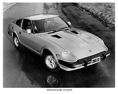 1979 Datsun 280ZX Coupe Automobile Photo Poster