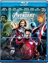 Os Vingadores The Avengers Bd Simples