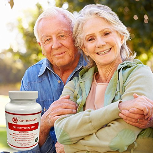 StrictionBP 120 Capsules — 100% Natural & Best Proprietary Blend Hypertension Supplements w/ Ceylon Cinnamon & Vitamin B6 — Supports Normal Blood Pressure & Healthy Cholesterol Levels — OptimalXT by OptimalXT (Image #4)