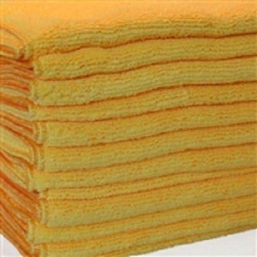 192 dark blue microfiber towel new cleaning cloths bulk 16x16 manufacturers sale