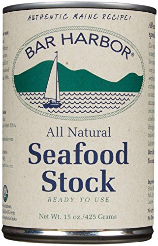 - Bar Harbor Seafood Stock - 15 Ounces