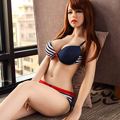 Y-Not 5.1ft Sex Doll Sexy Female Mannequin 61.4'' 156cm TPE Full Size Vagina Anal Oral Masturbating Lifelike Sex Toy for Men by Y-Not