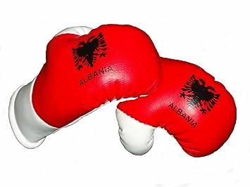 Miniboxhandschuhe z 2 St/ück f/ür Auto-Innenspiegel 1 Paar Mini Boxhandschuhe WEI/ß B