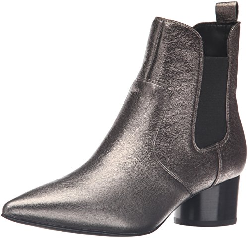 Ankle Women's Bootie KYLIE Pewter KENDALL Logan p1xtqz5a