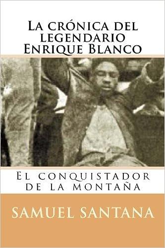 Resultado de imagen para Los biógrafos de Enrique Blanco