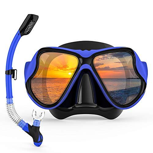 COPOZZ Scuba Mask Snorkeling