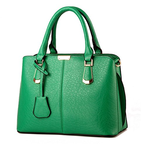For Swallowuk Crossed Green Woman Bag Green qCzxwvf