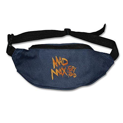 Price comparison product image 101Dog Outdoor Bumbag Mad Max Fury Road Mini Dumpling Waist Bag Packs Hip Bags For Women Man Outdoors Workout - Great For Running Hiking Travel Sport Fishing