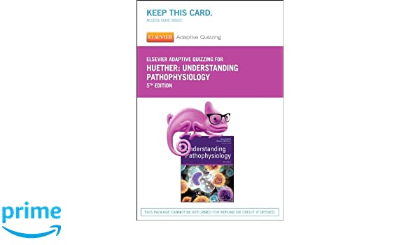 Elsevier adaptive quizzing for understanding pathophysiology retail elsevier adaptive quizzing for understanding pathophysiology retail access card 5e 9780323279963 medicine health science books amazon fandeluxe Choice Image