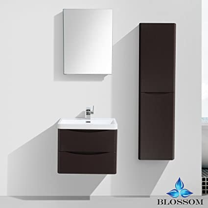 Genial BLOSSOM 012 24 10 SC Athens 24u0026quot; Vanity Set With Medicine Cabinet