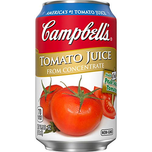 Campbell's Tomato Juice, 11.5 oz. Can (Pack of 24) ()