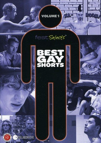 DVD : Ruby Dee - Fest Selects: Best Gay Shorts: Volume 1 (Subtitled)