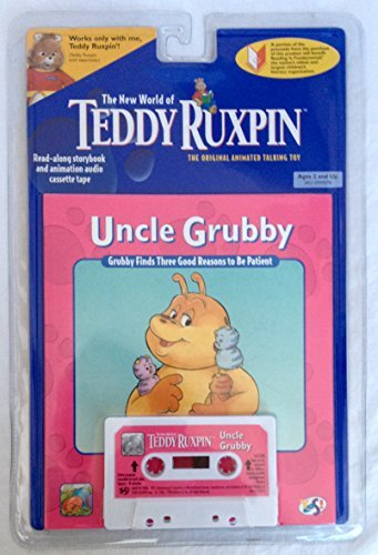The New World of Teddy Ruxpin Uncle Grubby Book & Tape