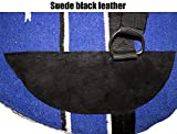 Derby Originals Tahoe Tack Navajo Western Horse Bareback Pad with Reinforced Stirrups and Girth - Multiple Colors
