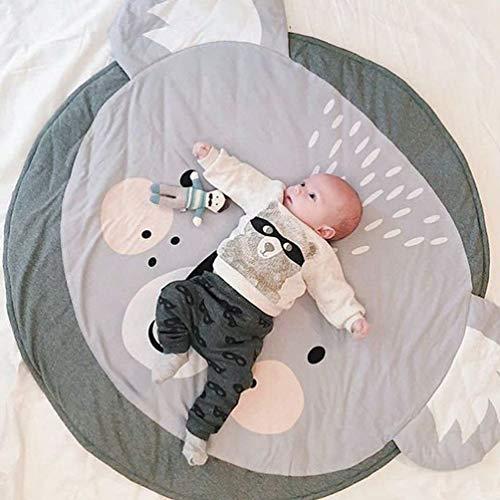 Jim Hugh Animal Climbing Carpet Baby Play mats Newborn Infant Soft Sleeping mat Cotton Rabbit Lion Raccoon Swan Pegasus Koala Cat Bear