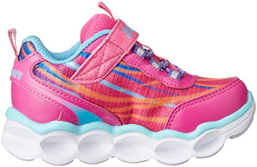SKECHERS Laufschuhe M�Dchen, Farbe Pink, Marke, Modell Laufschuhe M�Dchen Lumos Pink Rosa (Hpmt)