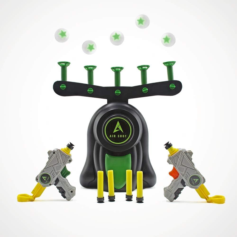 #winning Pistolas de Aire con Bolas fosforescentes