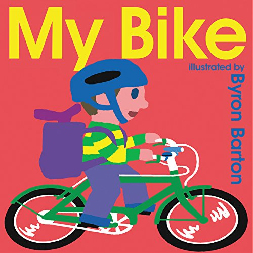 Read Online My Bike Board Book pdf