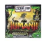 Cardinal Games Jumanji Escape Room Game, Multicolor
