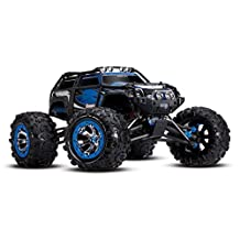 Traxxas Summit 4WD 1/10 Electric Extreme Terrain Monster Truck 56076-1 - BLUE by Traxxas