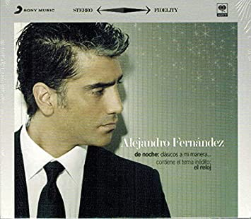 De Noche: Clasicos a Mi Manera by Alejandro Fernandez (2009) Audio CD