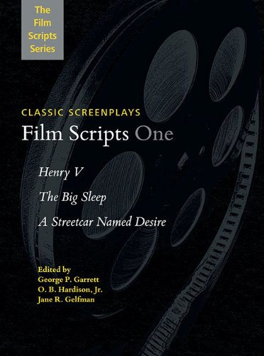 Film Scripts One: Henry V, The Big Sleep, A Streetcar Named Desire ebook