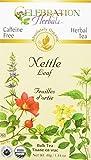 CELEBRATION HERBALS Nettle Leaf Organic 40 gm, 0.02 Pound