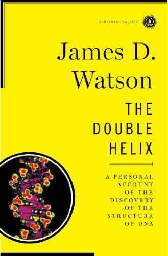 The double helix a personal account of the discovery of the the double helix a personal account of the discovery of the structure of dna by fandeluxe Image collections